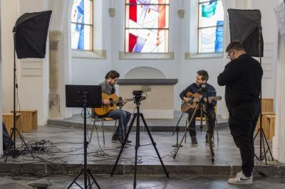Foto zur Meldung: Joscho Stephan: Ein Konzert à la Django Reinhardt