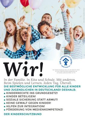 Foto zur Meldung: Kinderrechte ins Grundgesetz - Warum?