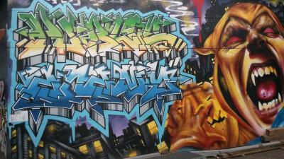 Foto zur Meldung: Vandalismus – KITA Johanniter