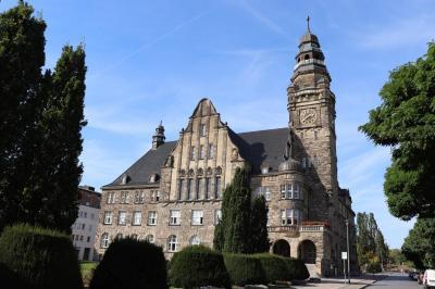 Rathaus Wittenberge   Foto: M. Ferch
