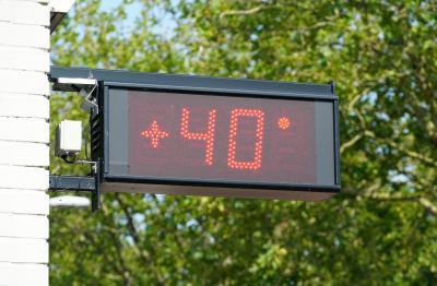 Bild der Meldung: Hitzewelle 2021