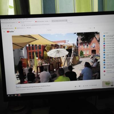 Arbeit 4.0: Coworking und Digitalisierung im ländlichen Raum