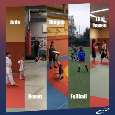 Sport frei!!!