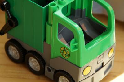 Foto zur Meldung: Daseinsvorsorge Müllabfuhr