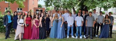 115 Schülerinnen und Schüler feierlich entlassen