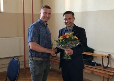 Gemeinde Gorden-Staupitz - neuer Bürgermeister gewählt