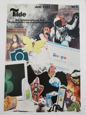 Bild der Meldung: Tilde - neue Ausgabe erschienen!