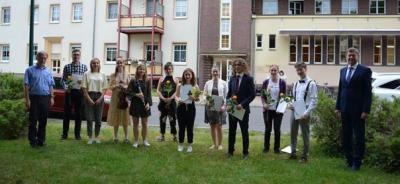 Foto zur Meldung: Jahresabschlusskonzert der Musikschule Oberspreewald-Lausitz: Ausgezeichnete Leistungen trotz schwierigem Schuljahr