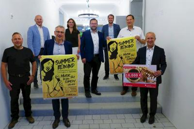 Foto zur Meldung: Kultursommer in Wallersdorf vom 26.08.2021 - 29.08.2021, Bewerbungen ab sofort möglich