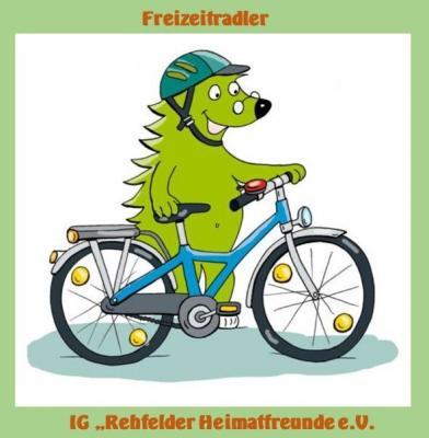 """Extratour der Freizeitradler der IG """"Rehfelder Heimatfreunde"""" e.V."""