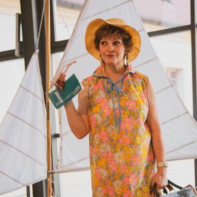 Frau Krause macht Urlaub - Foto: Museum OSL