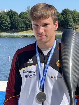 Foto zur Meldung: Medaillen bei den Junioren- und U23 Europameisterschaften