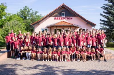 Hockyferiencamp Straußberg 2021