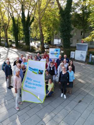Foto zur Meldung: Titelerneuerung als Fairtrade Kommune beantragt
