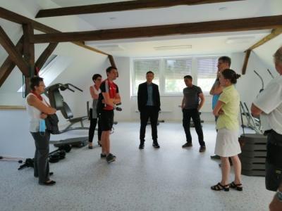 """Foto zum Leader-Vorhaben """"Fitness- und Gesundheitssport im demographischen Wandel"""" des Fitness-Club Bad Liebenwerda 2003 e.V., 8. Auswahlrunde, Quelle: RM"""