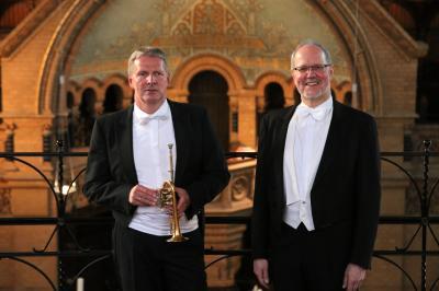 Konzert für Orgel & Trompete, 16. Juli