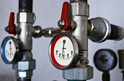Foto zur Meldung: Datenaufnahme erfolgreich – Nahwärmenetze in Föhrer Mitte rücken näher