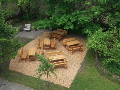 Foto zur Meldung: Vandalismus Schulgarten Grundschule Brück