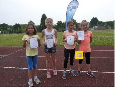 Foto zu Meldung: Sportabzeichentag auf Lehniner Schulcampus