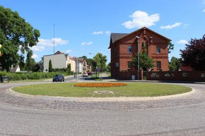 Kreisverkehr am Walter-Schulz-Platz wird saniert