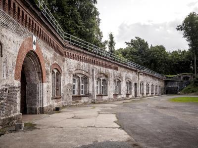 Festung Grauerort, Bildquelle Deutsche Stiftung Denkmalschutz
