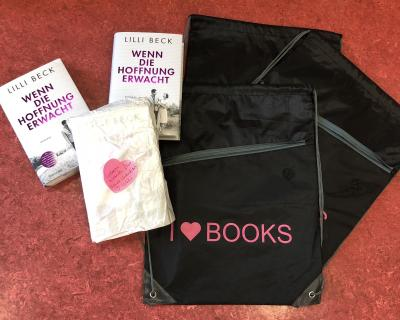 Tolles Geschenk von Autorin Lilli Beck