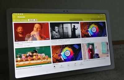 Unter dem Hasthag #KulturBB findet man digitale Angebote aus dem ganzen Land Brandenburg. Foto: Dörthe Ziemer