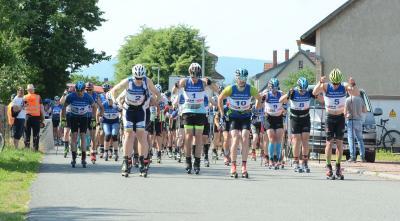 Start 30 km-Lauf (elA)