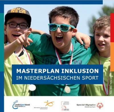 """Masterplan """"Inklusion im Sport"""" in Niedersachsen"""
