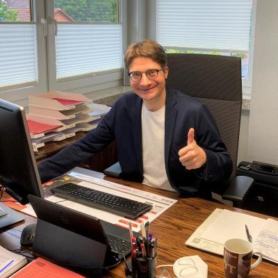 Foto zur Meldung: NEUE BAHNTRASSE FÜHRT NICHT DURCH WEHRDA!