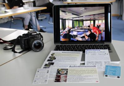 Seminar digitale Fotografie