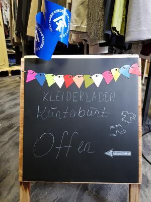 Kleiderladen Kunterbunt - Foto: privat