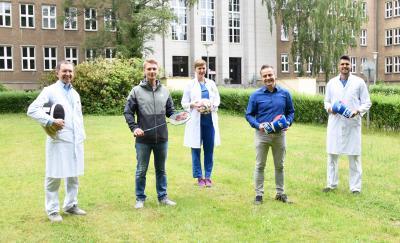 Unimedizin Rostock und PSV Rostock schließen Kooperationsvertrag