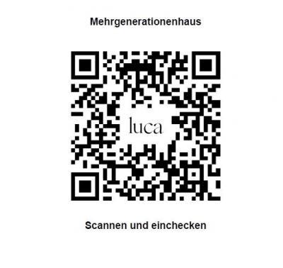 Auch das Mehrgenerationenhaus  nutzt ab sofort die Luca-App