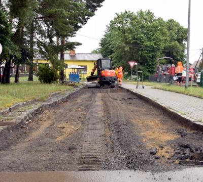 Gemeinde beseitigt Fahrbahnschäden