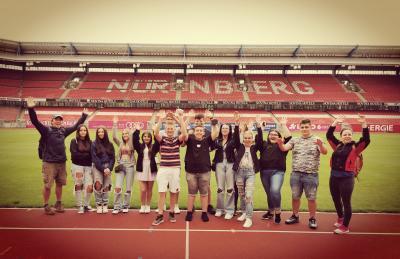 Abschlussfahrt nach Nürnberg