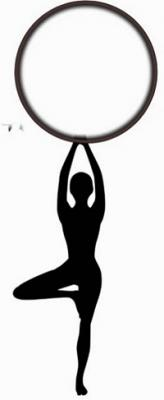 Hula- Hoop- Fitness