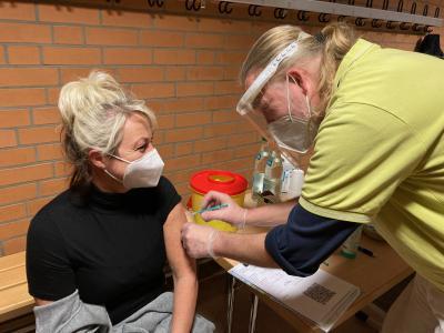 Erstimpfungen für Jedermann am Mittwoch möglich