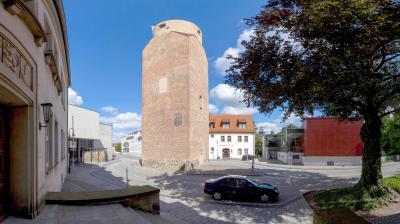 Foto: Lubwartturm, Bad Liebenwerda/Andreas Franke