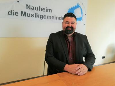 Seit dem 01.07.2021 ist Florian Ditzel neuer Fachbereichsleiter des Fachbereichs I der Nauheimer Gemeindeverwaltung. © Gemeinde Nauheim