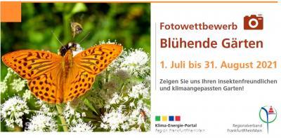 """Foto zur Meldung: Regionalverband FrankfurtRheinMain: Fotowettbewerb """"Blühende Gärten"""""""
