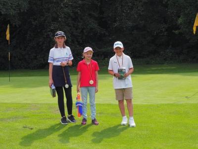 Kids Com im Bremer Golfclub Lesmona