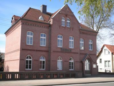 Rathaus in der Seestr. 16