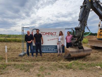 Weitere Firma im Gewerbegebiet Fohlenstatt angesiedelt