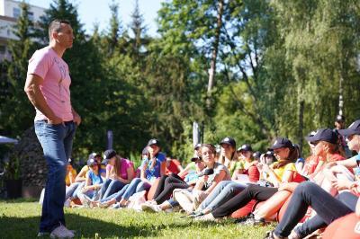 Vorschaubild der Meldung: Völkerverständigung: Teilnehmende für Challenge Academy gesucht