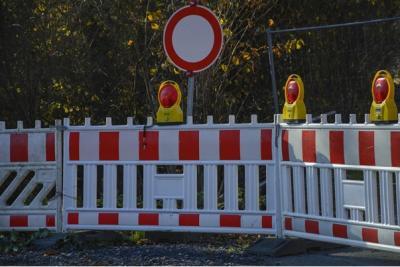 Vorschaubild zur Meldung: Halbseitige Straßensperrung in der Krügersdorfer Chaussee wegen Baumaßnahmen