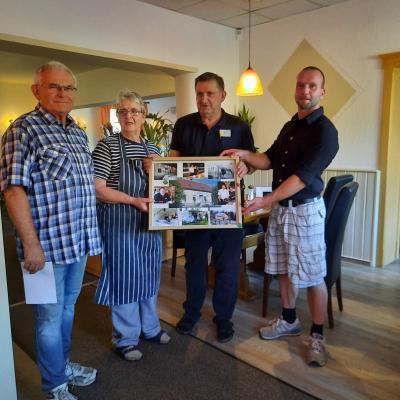 Foto zur Meldung: Familie Dunger hört auf – heute letzter Tag