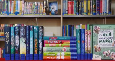 Sommerlicher Vorlesezauber in der Stadtbibliothek
