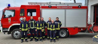 Feuerwehren aus dem Landkreis unterstützen bei Katastrophenlage