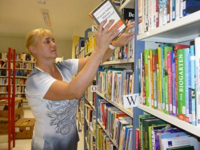 Foto zur Meldung: Bibliothek wegen Urlaub geschlossen